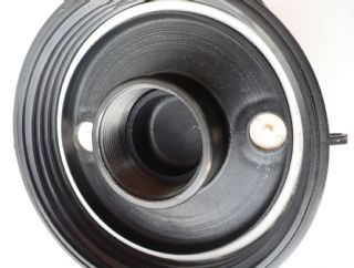 "6/"" 150mm IBC TOP FILLER CAP WITH 2/"" VENT S160X7 COARSE THREAD"